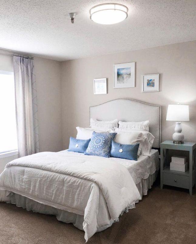 One bedroom apartment model