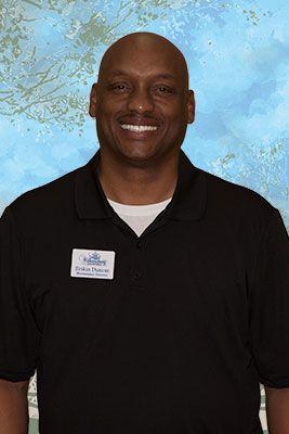 erskin Williamsburg Senior Living Community's maintenance director